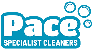 Pace Specialist Cleaners Logo
